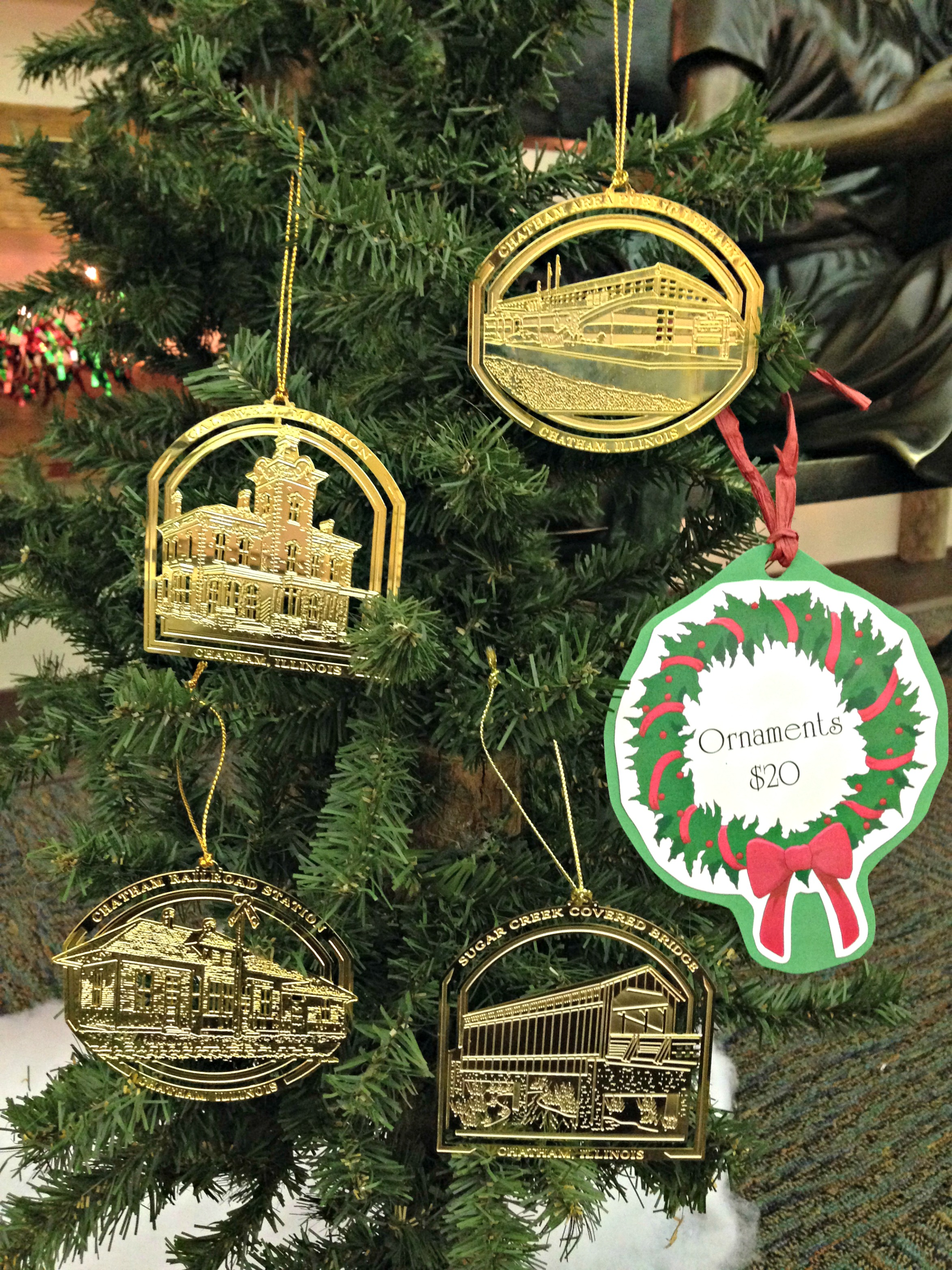 Foundation Ornaments