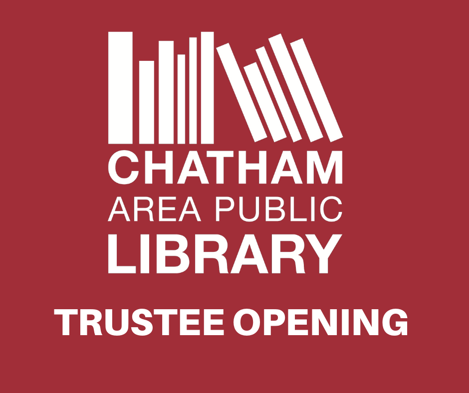 Board of Trustees | Chatham Area Public Library