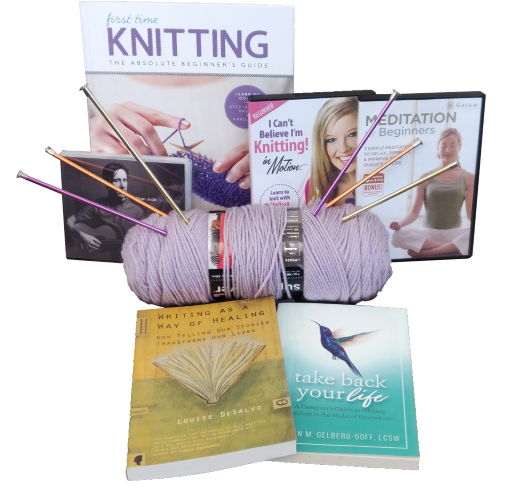 Caring for the Caregiver - Knitting