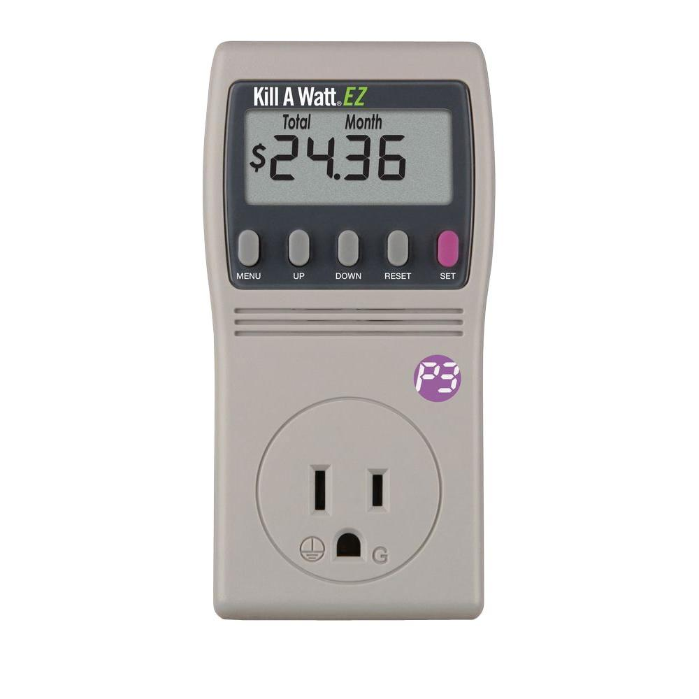kill a watt ez Meter
