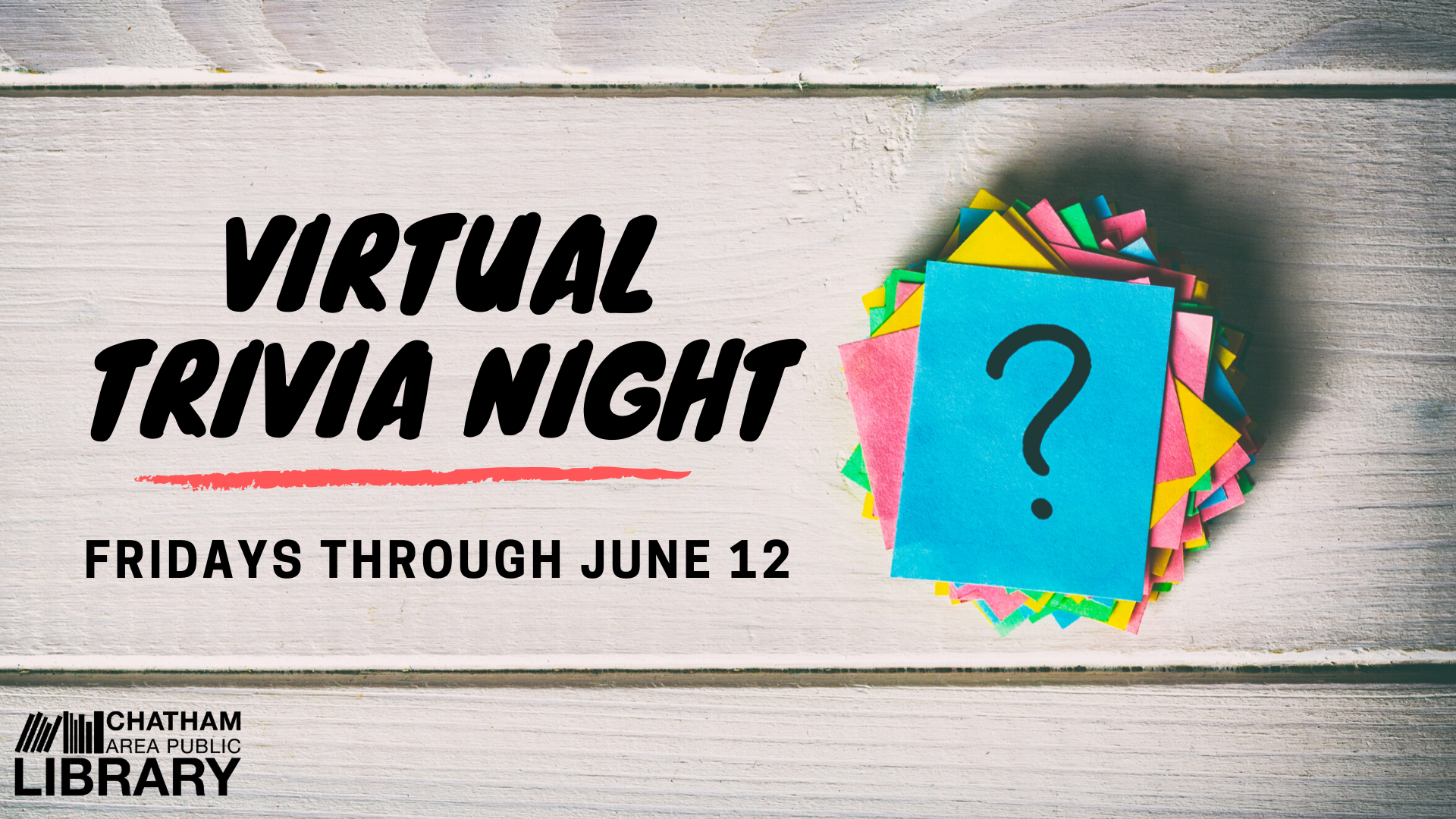 Virtual Trivia Night