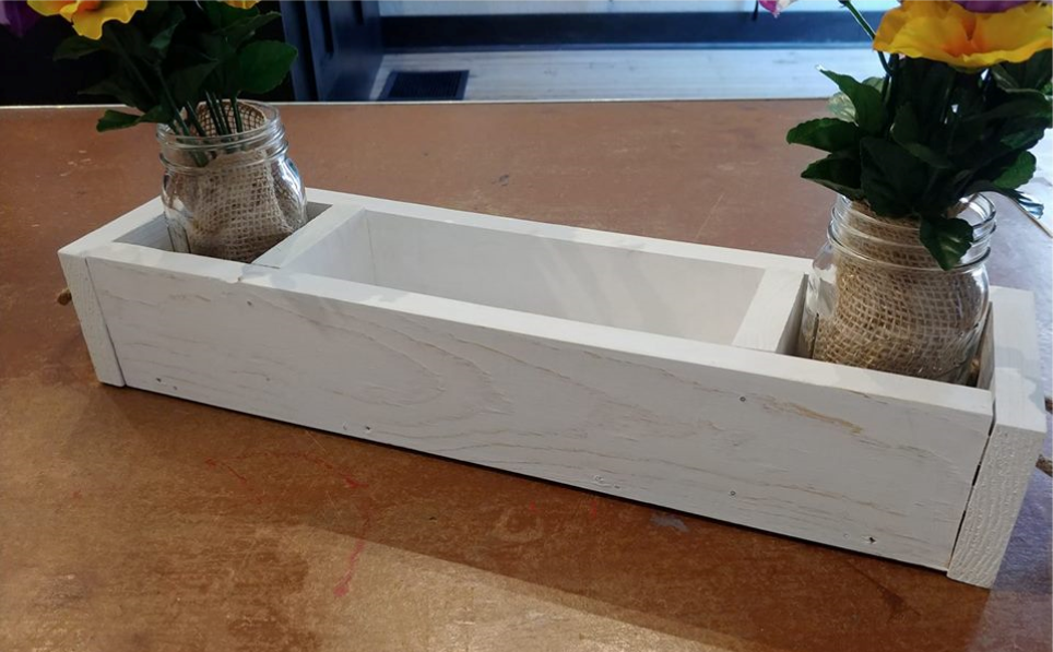 CANCELLED - Craft Night - Wooden box centerpiece