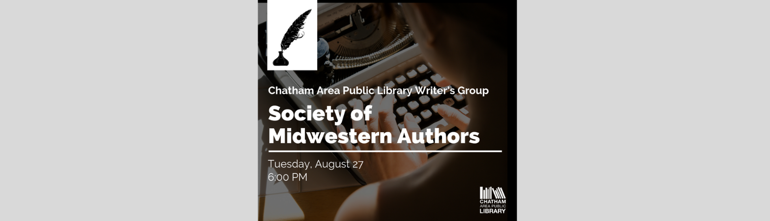 Society for Midwestern Authors Group Meeting on August 27, 2019